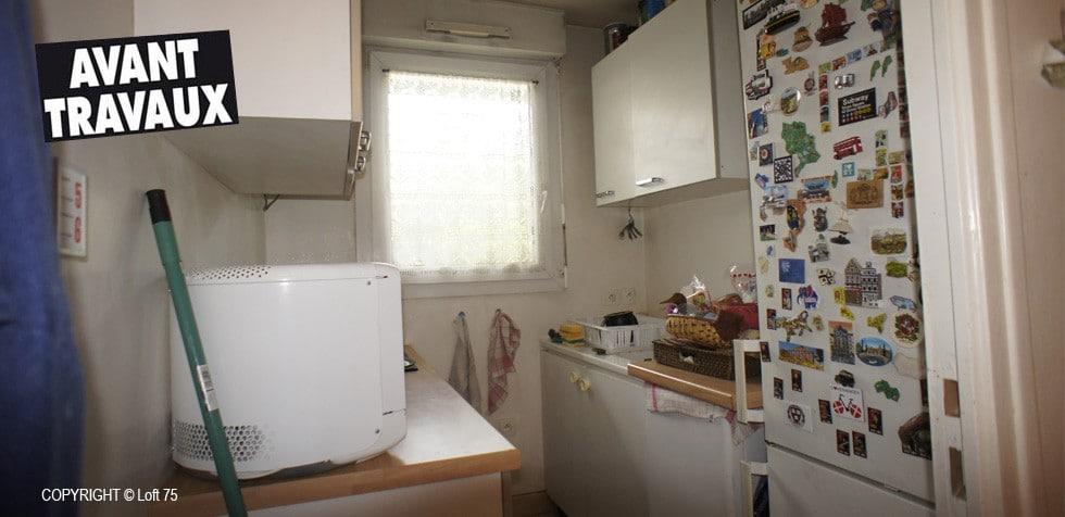 Cuisine et séjour sur mesure Hauts de Seine