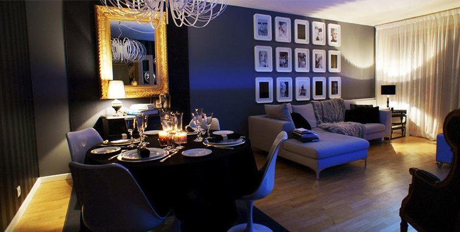 Décoration Intérieure d'un appartement à Saint-Cloud 92 Hauts-de-Seine Loft 75 Architecture d'Intérieur et décoration
