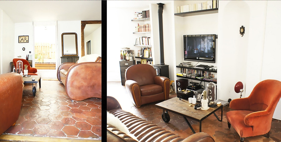 travaux appartement boulevard de Ménilmontant paris 11ème 75011 loft75