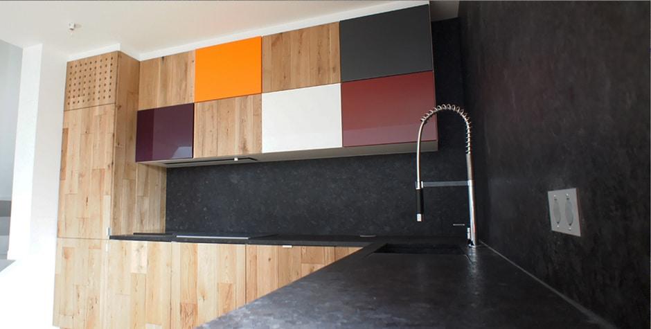 Rénovation Cuisine Marly-le_Roy 78 Yvelines Loft 75 Design & Architecture d'Intérieur