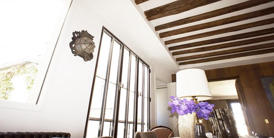 travaux appartement rue des tournelles paris 4ème 75004 loft75