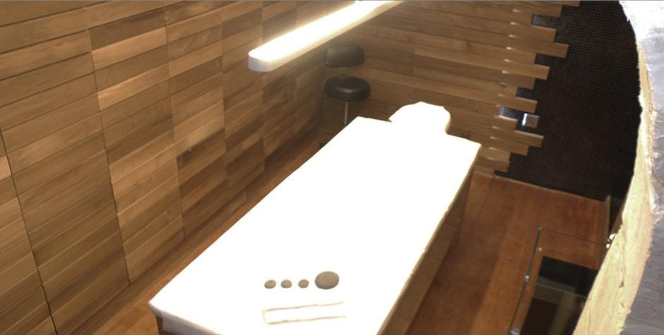 Travaux Institut de soins pour Homme Comptoir de l'Homme rue de Tournon Paris 6ème 75006 Loft 75 Design et Architecture d'Intérieur