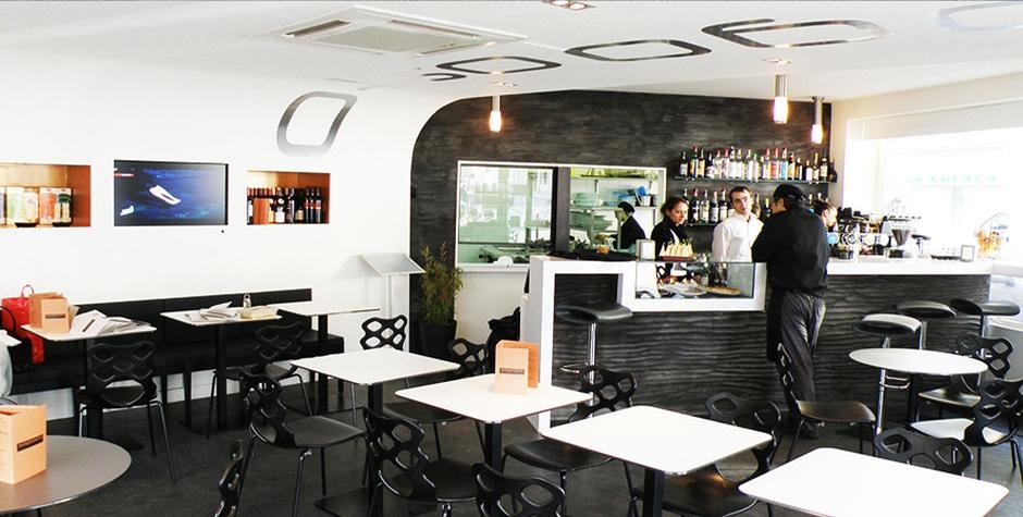 Travaux Restaurant Italien Sogoosto boulevard Diderot Paris 12ème 75012 Loft 75 Design et Architecture d'Intérieur