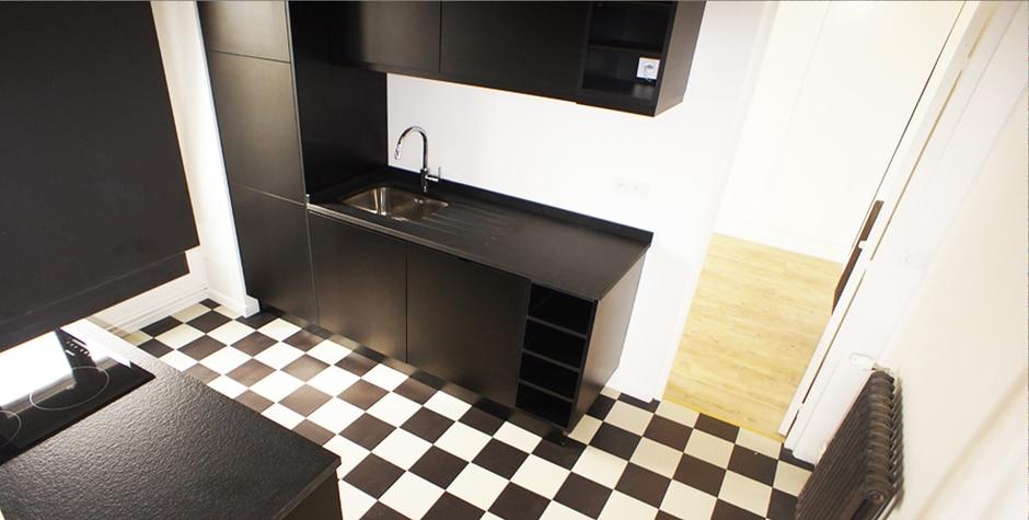 Hauts-de-Seine travaux appartement Atelier Issy-Les-Moulineaux 92 loft75 design et architecture d'intérieur