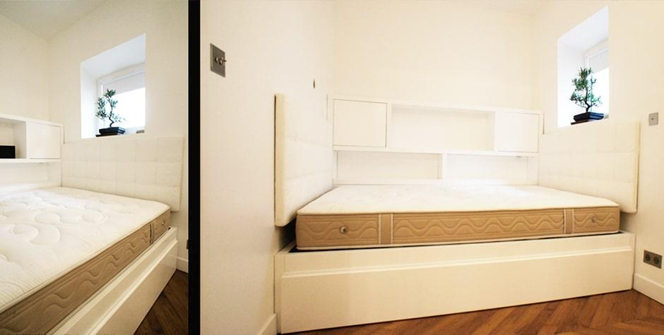 Ile-Saint-Louis travaux Studio Luxe quai d'anjou paris 4ème 75004 loft75 architecte d'intérieur