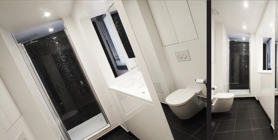 Rénovation Cuisine Salle de bain et salle de douche Neuilly-sur-Seine 92 Hauts-de-Seine Loft 75 Design & Architecture d'Intérieur