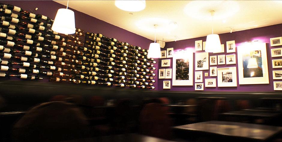 Travaux Restaurant Breton à Crêpes place des Impressionniste Rueil-Malmaison 92 Hauts-de-Seine Loft 75 Architecture d'Intérieur et décoration