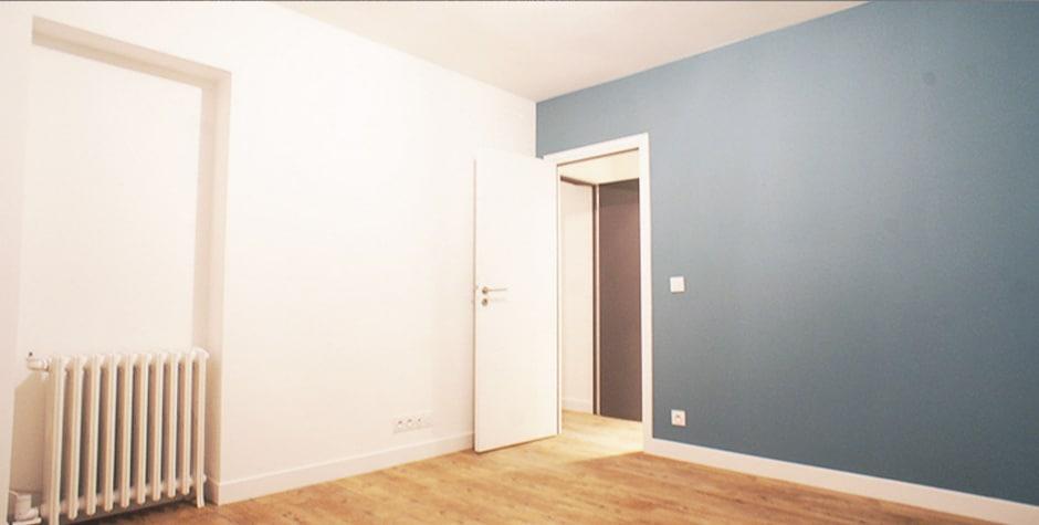 Hauts-de-Seine rénovation appartement particulier Saint-Cloud 92210 loft75 architecture d'intérieur et design