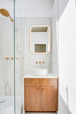 Après Travaux Appartement Mini Loft d'un particulier 92210 design by Loft 75 - Design & Architecture d'Intérieur Paris