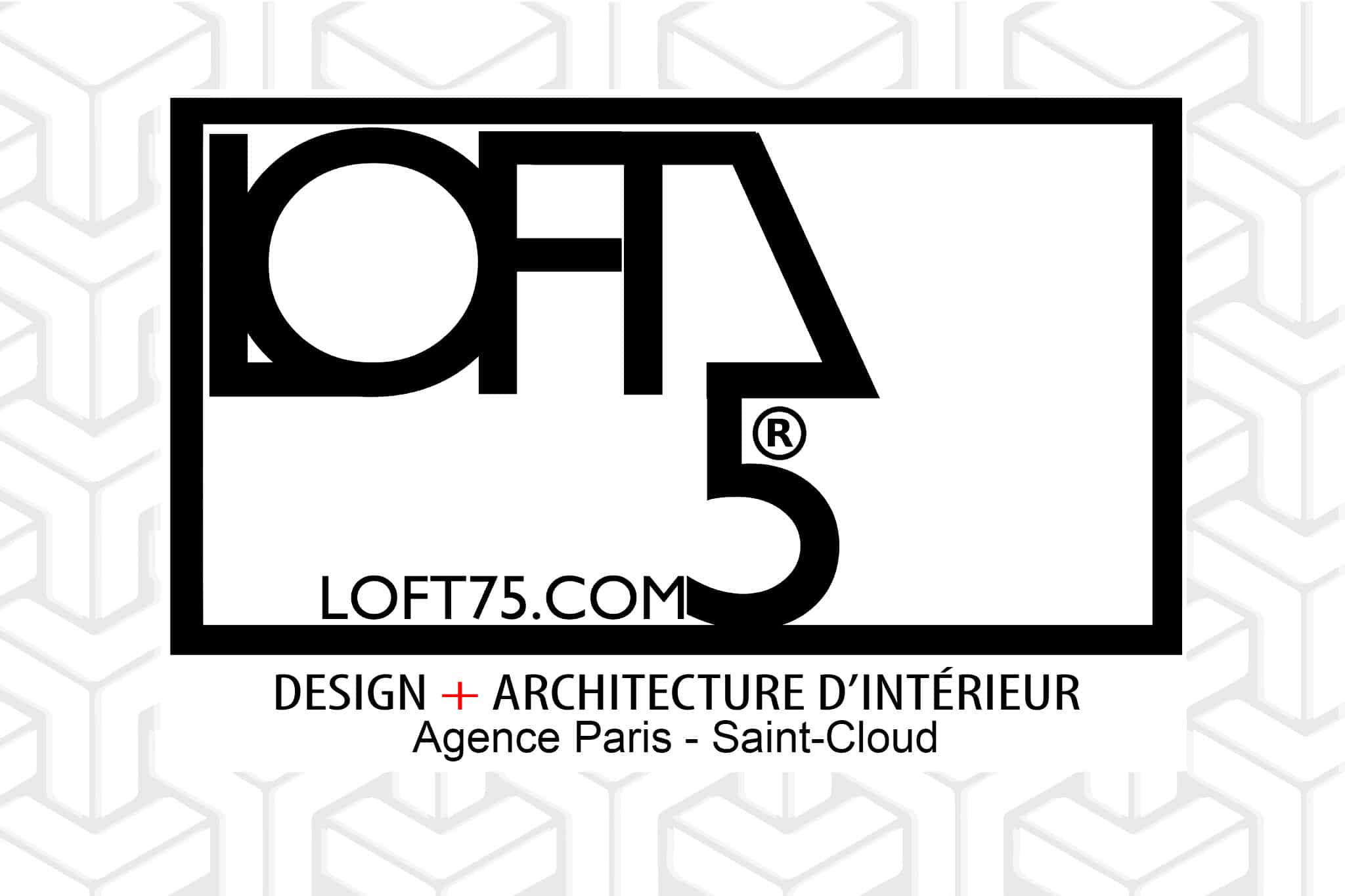 Agence Loft 75 Architecte d'Intérieur Décoration Design Paris - Saint-Cloud 92 Paris Centre 75